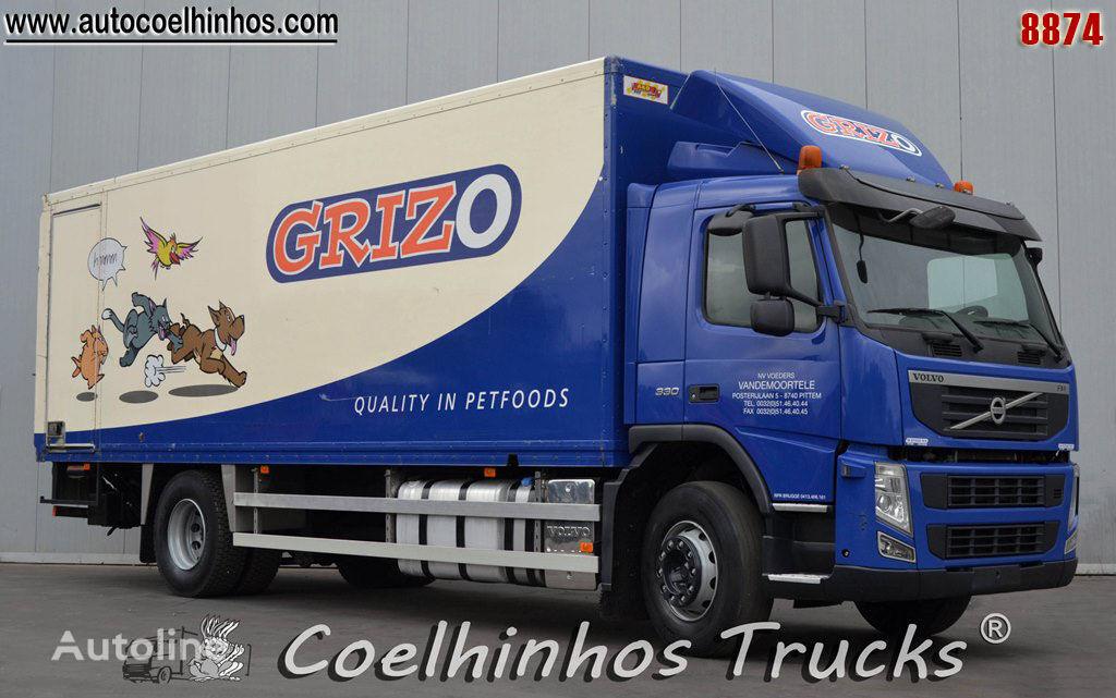 VOLVO FM 330 // Euro 5 box truck