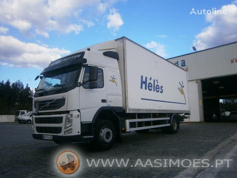 VOLVO FM 450 box truck