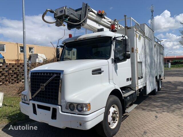 VOLVO NC64RN Mobile Scanner  box truck