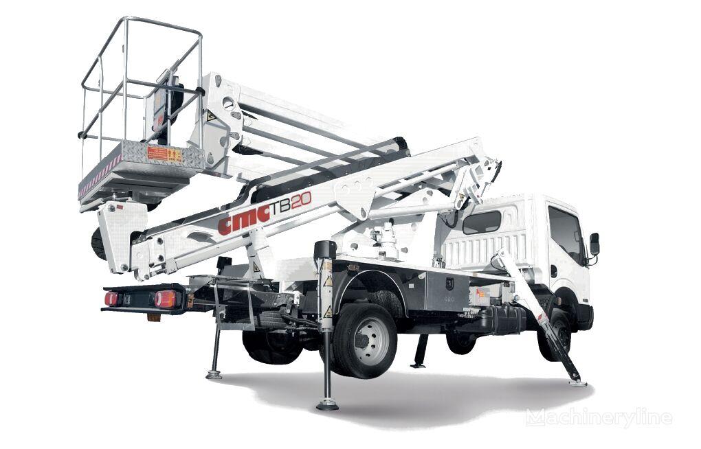 CMC TB20 bucket truck