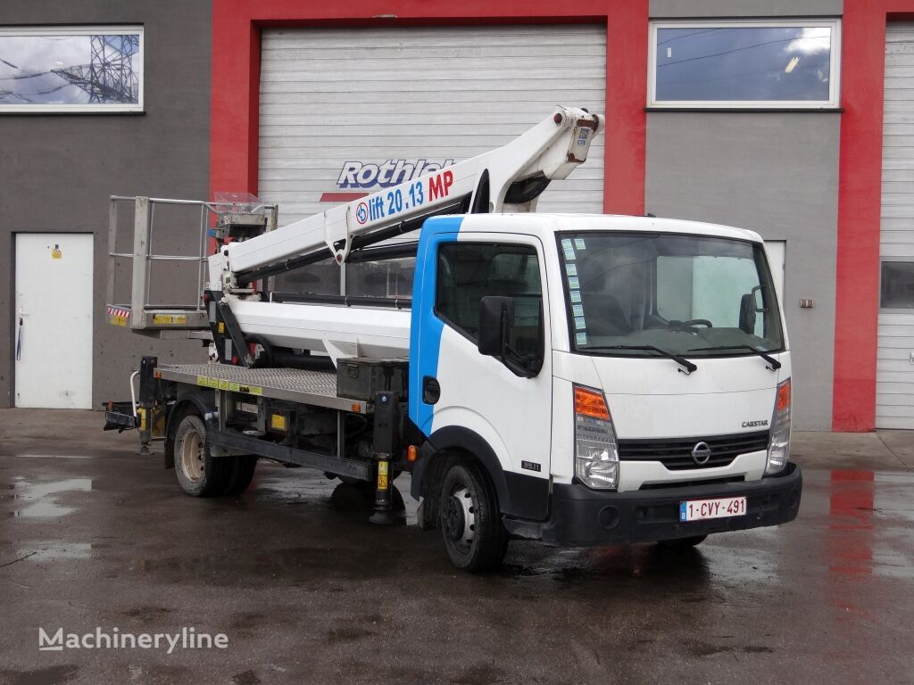 NISSAN Cabstar / CTE B-lift 20.13 MP bucket truck