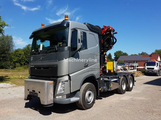 new VOLVO FASSI 455L214 -KORB - HYDRAULIK  bucket truck
