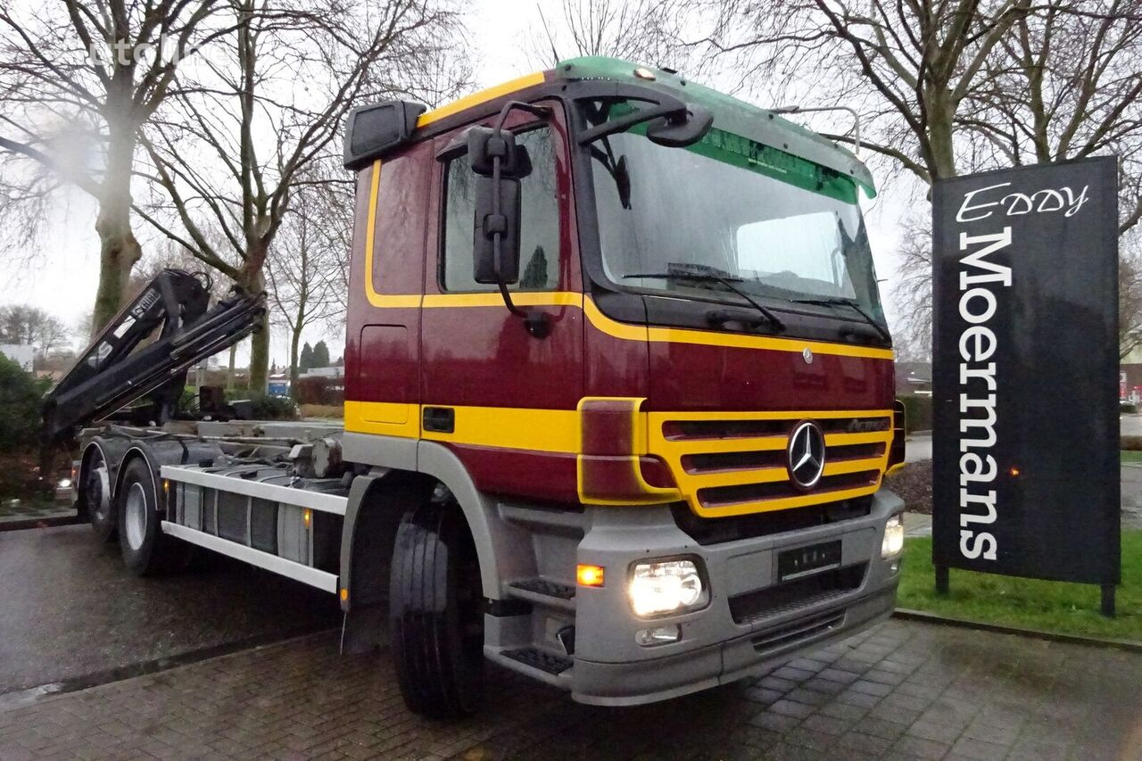 MERCEDES-BENZ Actros 2546 cable system truck
