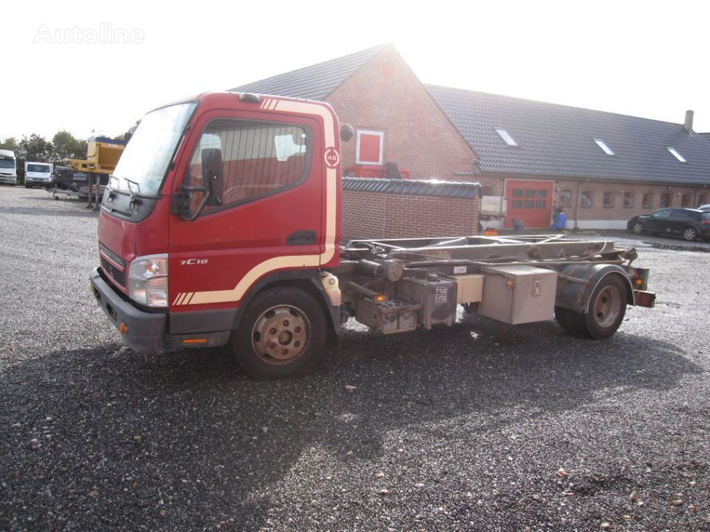 Mitsubishi Fuso canter cable system truck