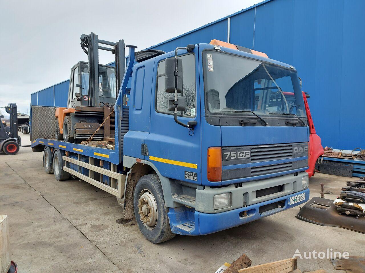 DAF CF290 , 6x2-4 car transporter