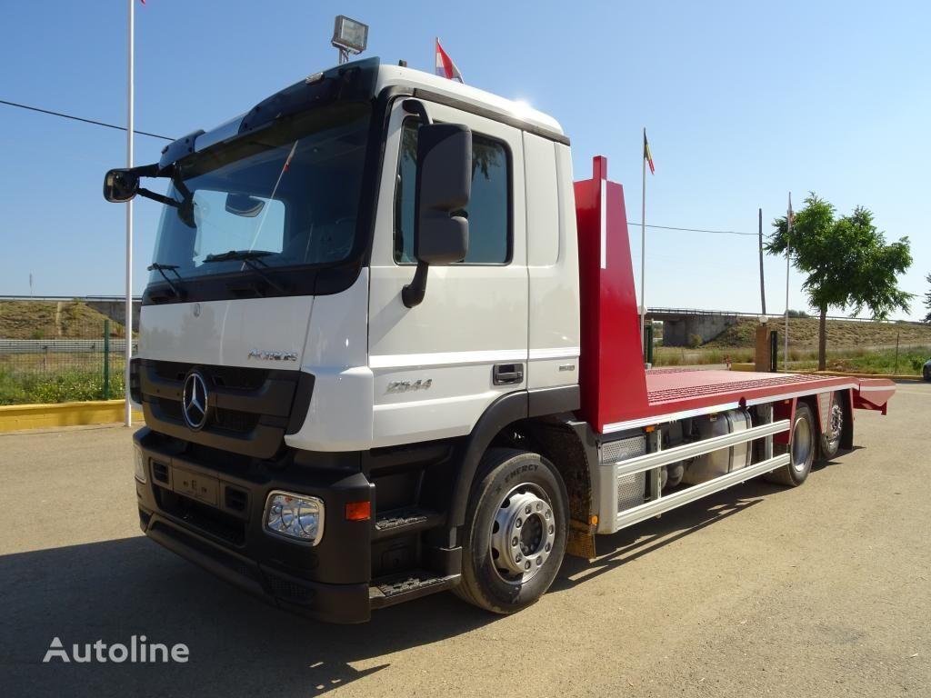 MERCEDES-BENZ ACTROS 25 44 car transporter