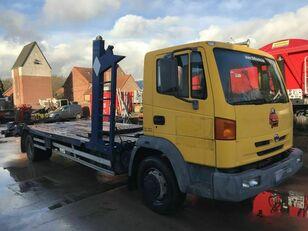 NISSAN Atleon 210 Csörlővel és Rámpával car transporter