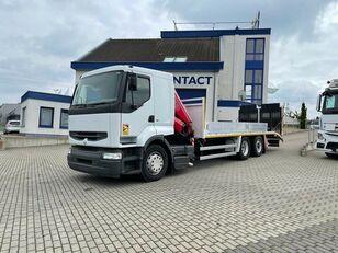 RENAULT 370.26  car transporter