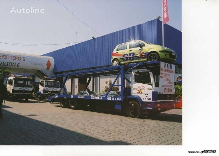 BIM car transporter