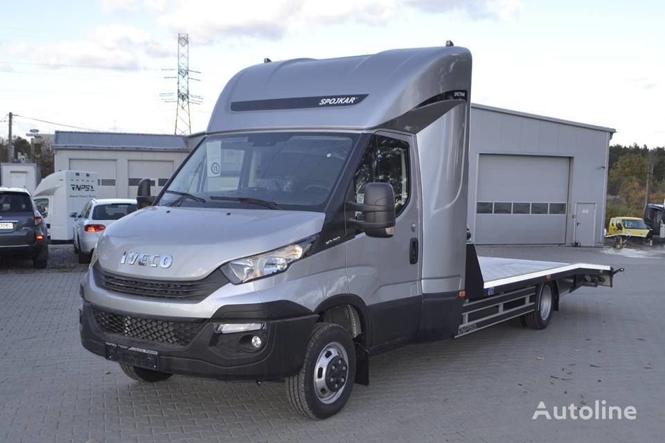 New Iveco Daily 50c18 Car Transporter