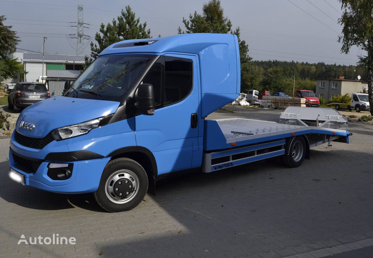 new iveco daily 50c18 autotransporter 1 3 auto. Black Bedroom Furniture Sets. Home Design Ideas