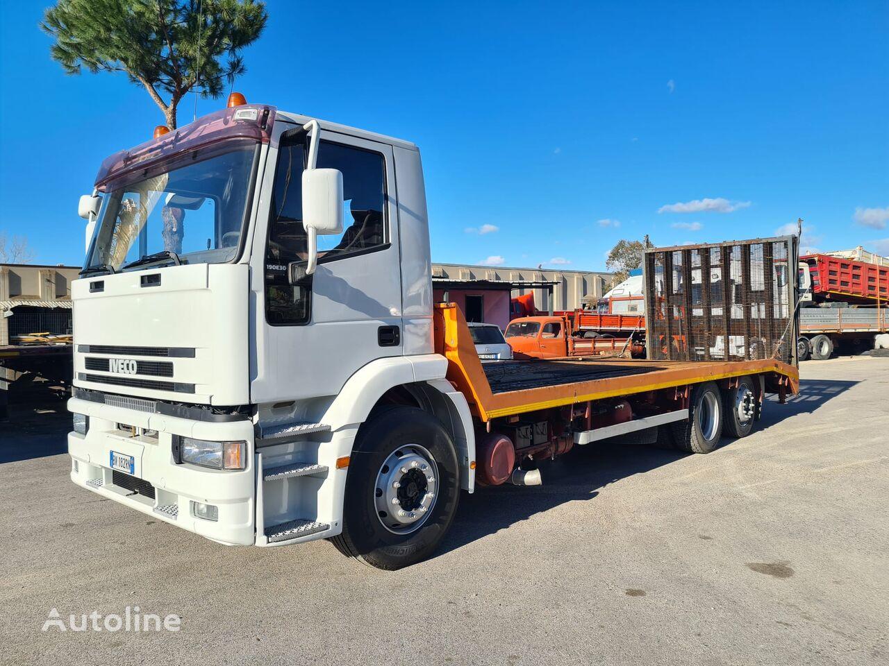 IVECO Eurotech 190.34 car transporter