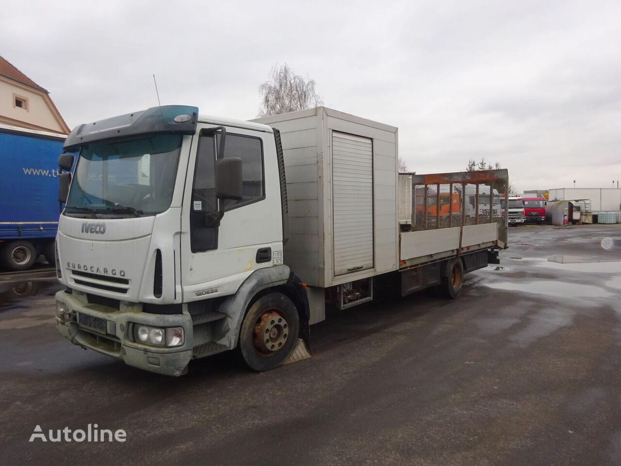 IVECO ML 12E24 car transporter