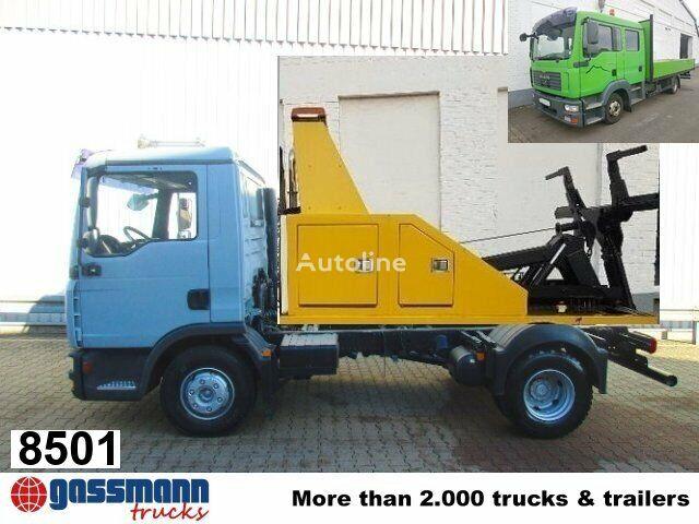 MAN TGL 8.180  car transporter