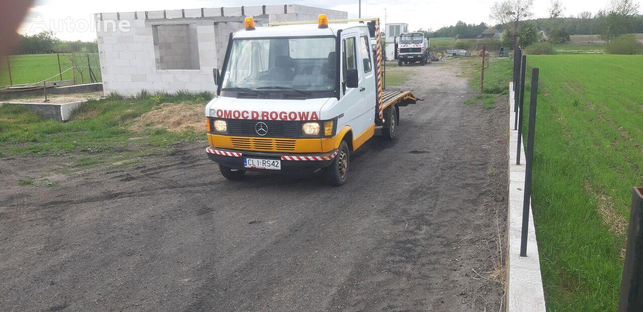 MERCEDES-BENZ 210 2.9 diesel car transporter
