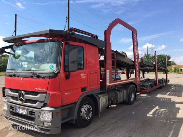 MERCEDES-BENZ 440   eev  car transporter