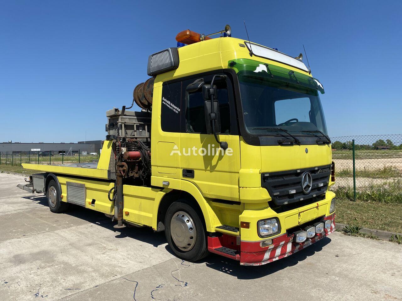 MERCEDES-BENZ Actros car transporter