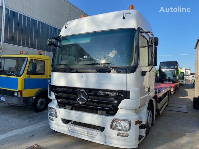 MERCEDES-BENZ Actros 1836 car transporter + car transporter trailer