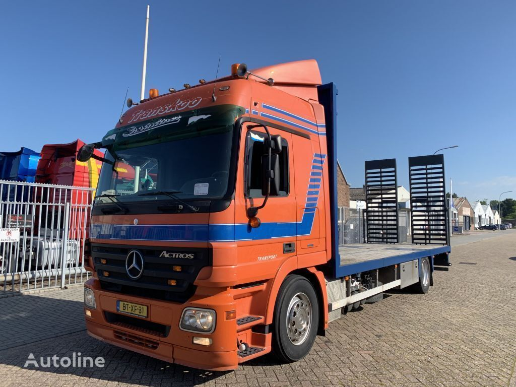 MERCEDES-BENZ Actros 1836 LL 2x in Stock car transporter