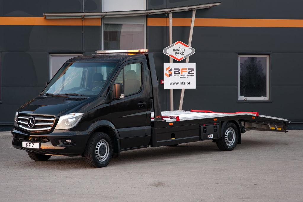 mercedes benz autotransporter sprinter 319 automatik navi. Black Bedroom Furniture Sets. Home Design Ideas