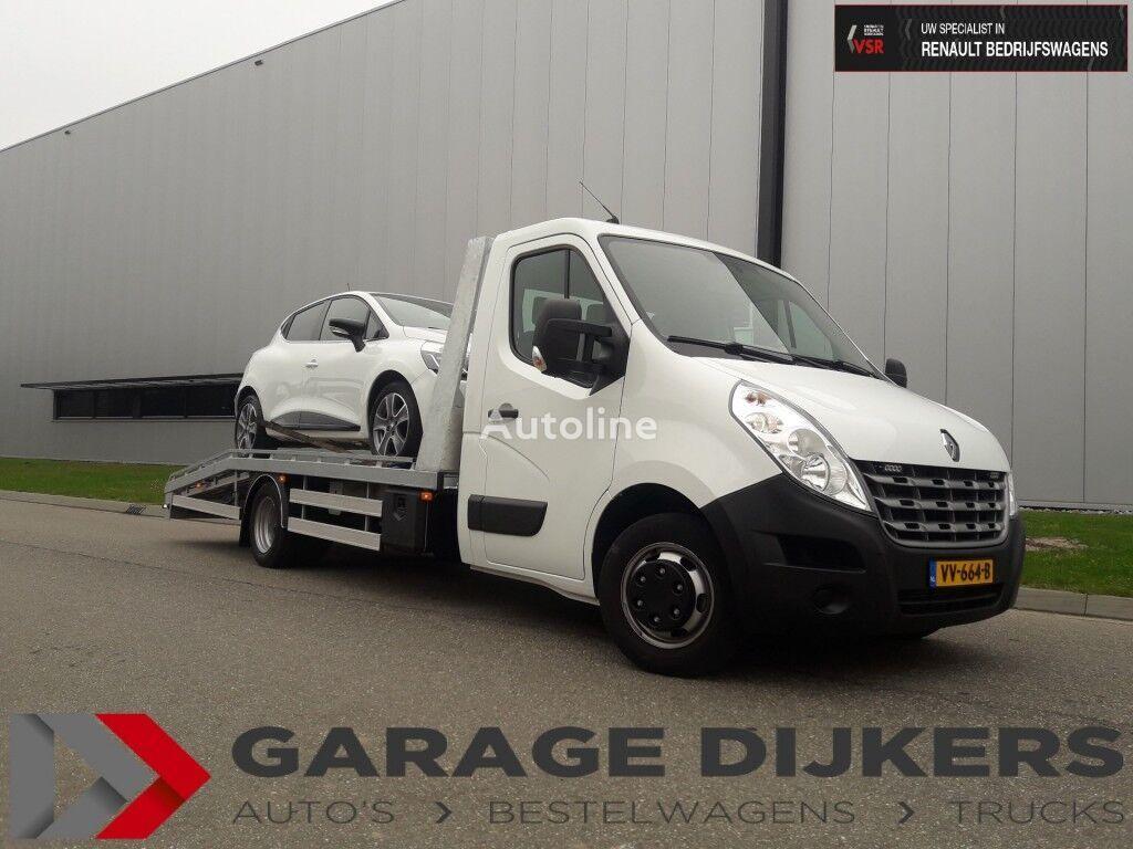 RENAULT Master 150.35 Oprijwagen 30.000 Km Nieuwstaat Super Compeet car transporter