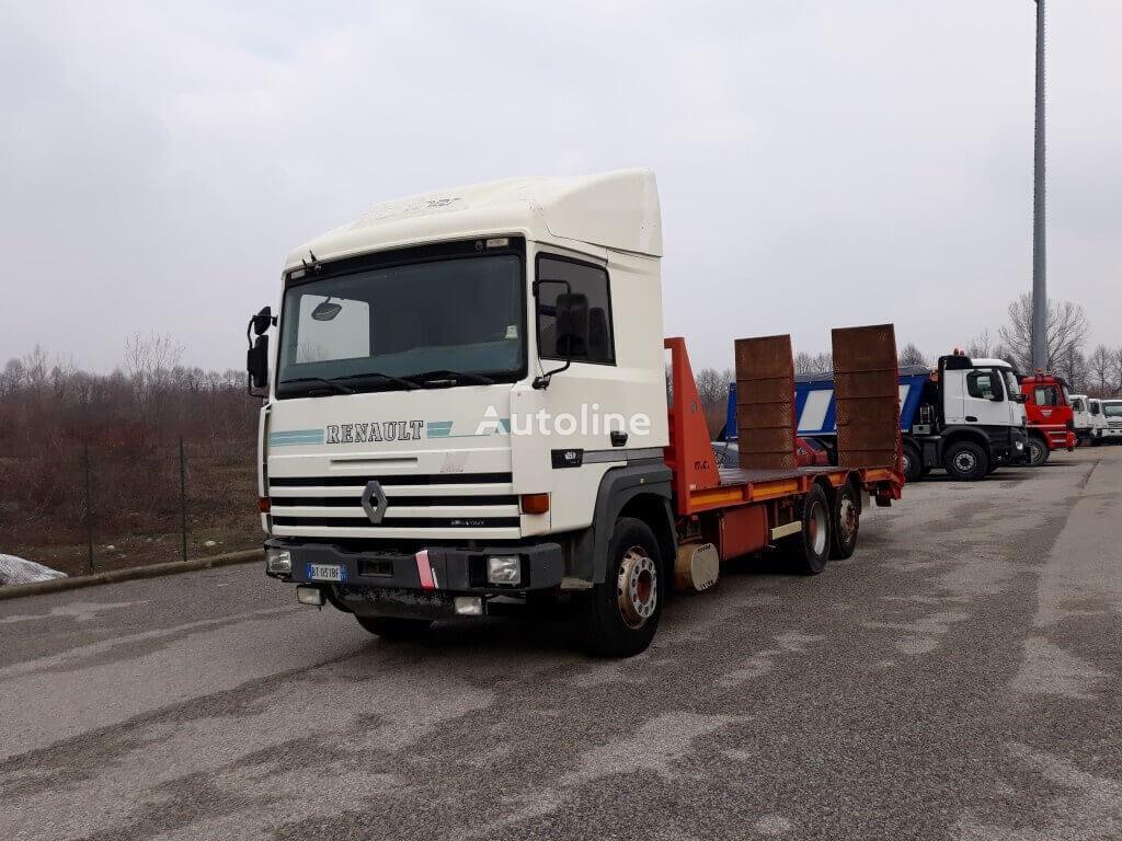 RENAULT R385  car transporter