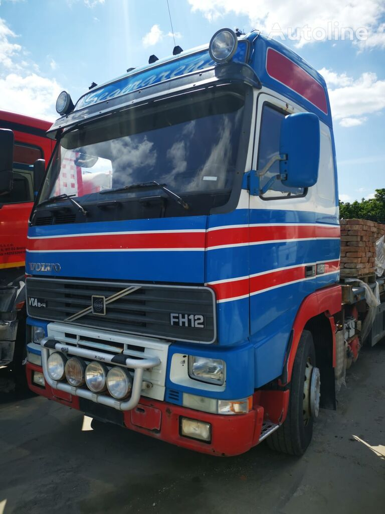 VOLVO FH12 18t rv 930cm car transporter car transporter