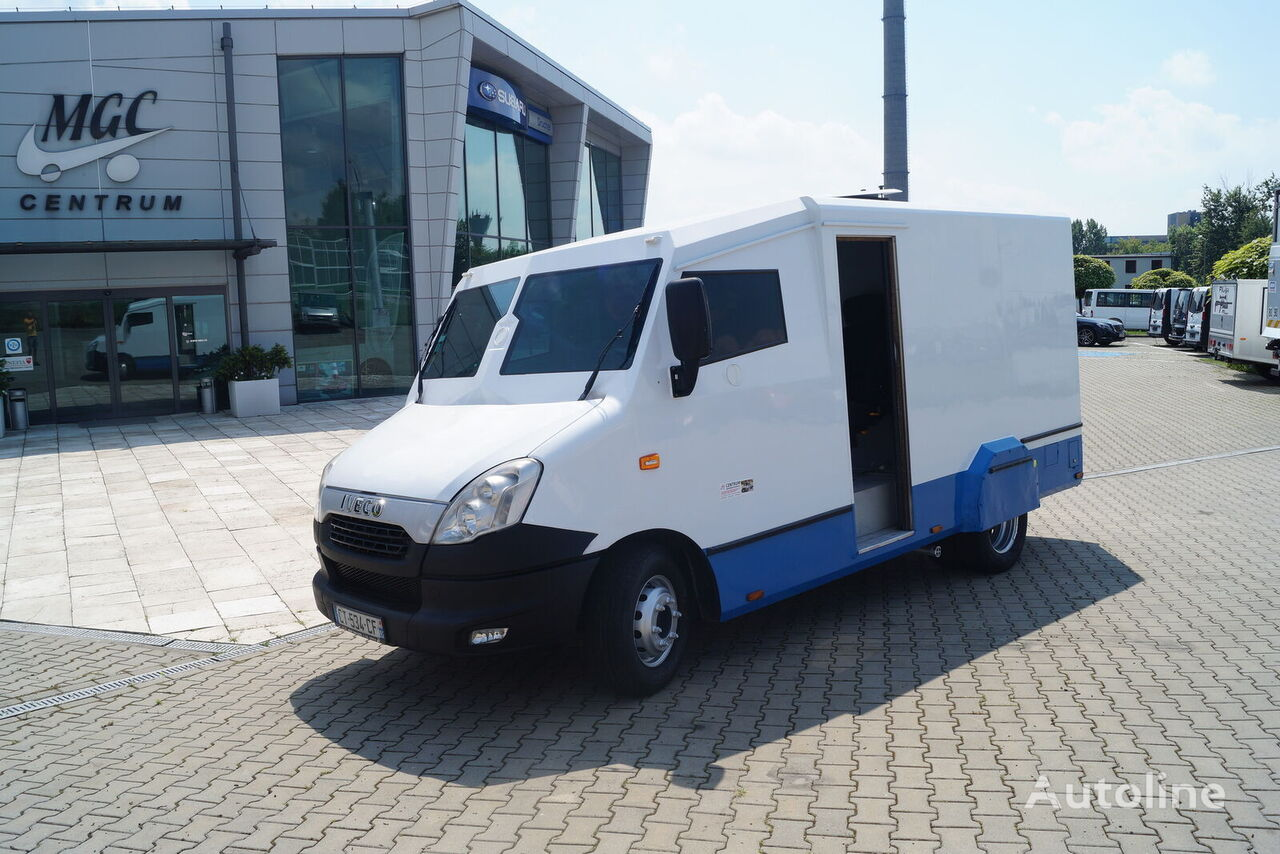 IVECO  Daily 70C17 cash in transit truck