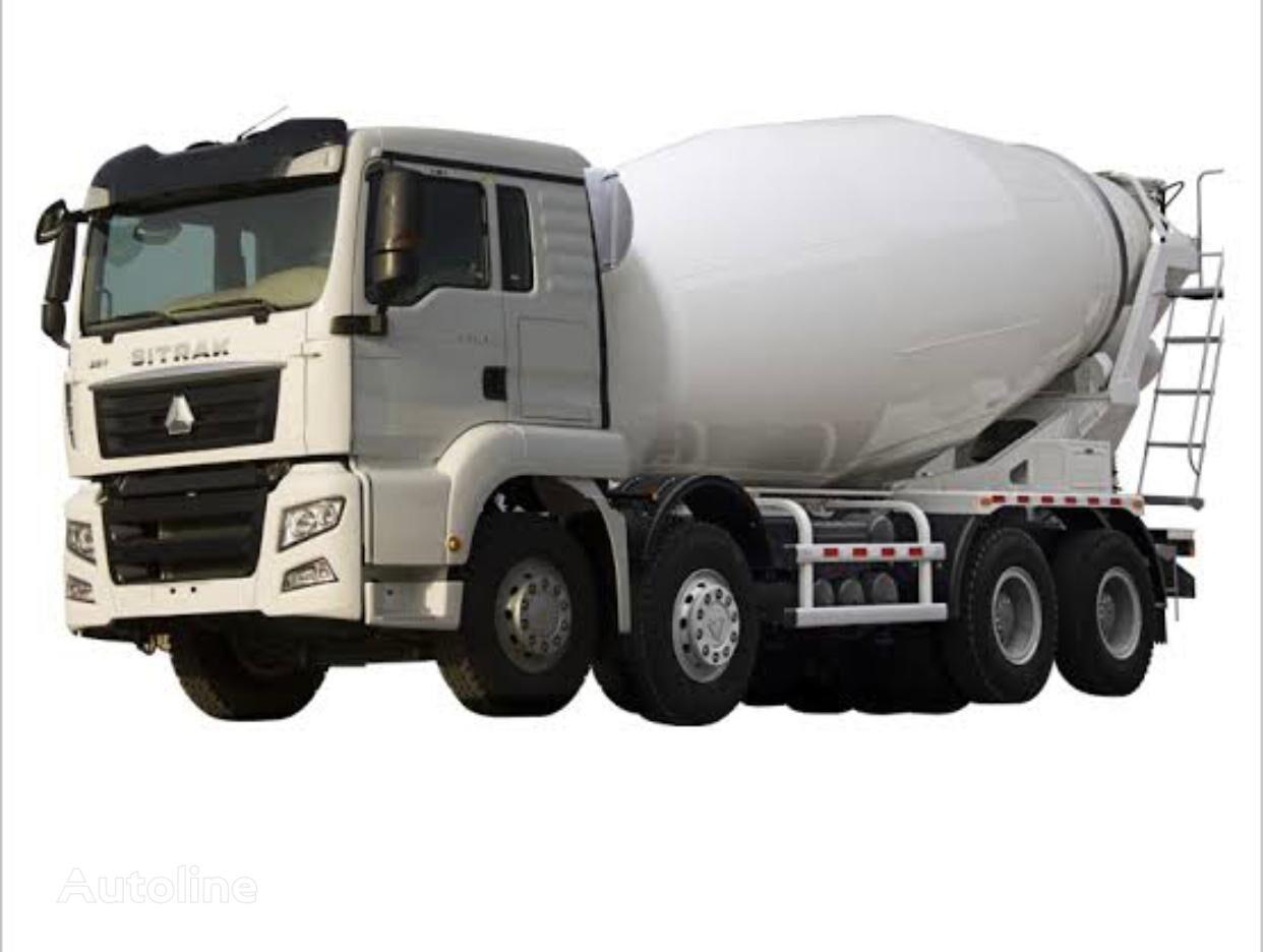 new SINOTRUK 2021 cement tank truck