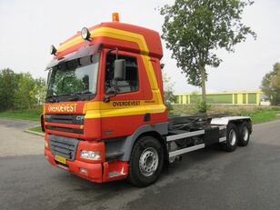 DAF CF 85.430 CF85-430 6X4 EURO 3 ( AT85XC ) chassis truck