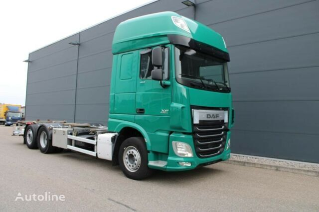 DAF XF 460 chassis truck