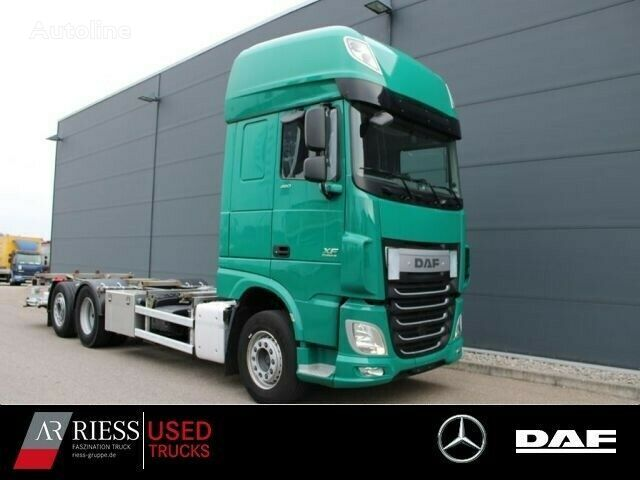 DAF XF_460_FAR_ chassis truck