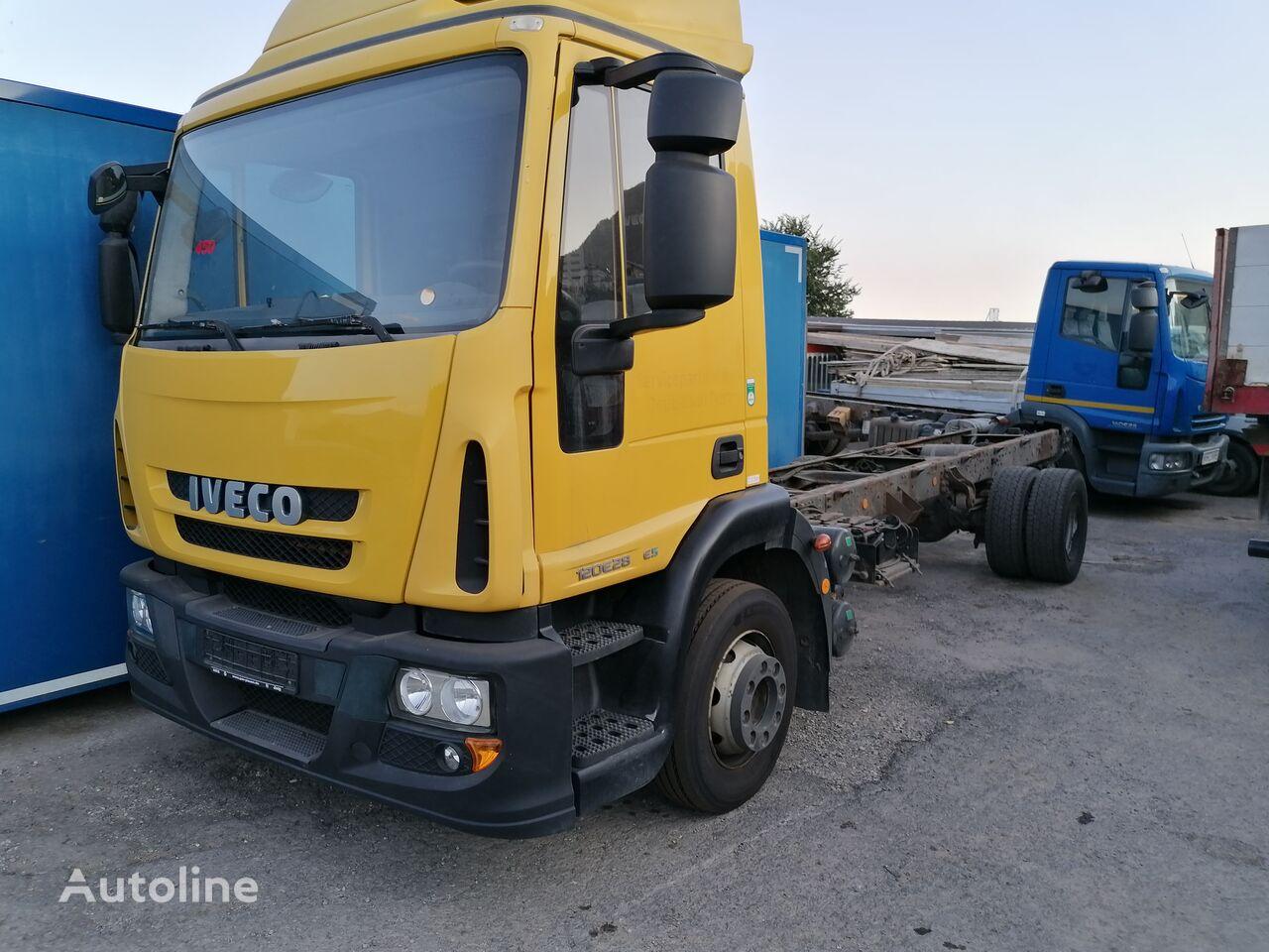 IVECO EUROCARGO 120E28 chassis truck