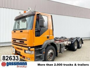 IVECO EuroTech 260E42 6x4 Sitzhzg chassis truck