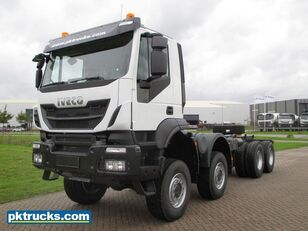 new IVECO Trakker AD410T45W-5020 AT 8x8 Chassis Cabin chassis truck