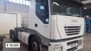 IVECO stralis chassis truck