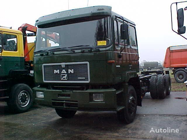 MAN 33.502 33.503 6x4 chassis truck