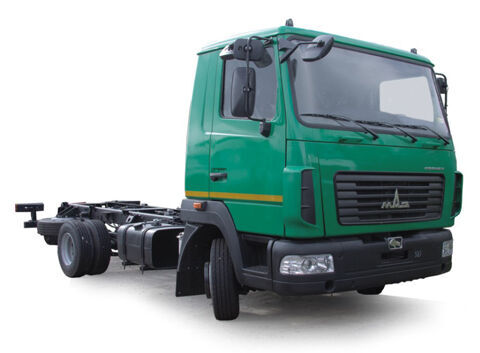MAZ 4371W2-450  chassis truck