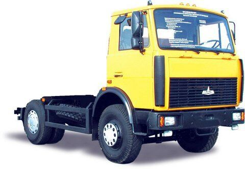 MAZ 555102-241 chassis truck