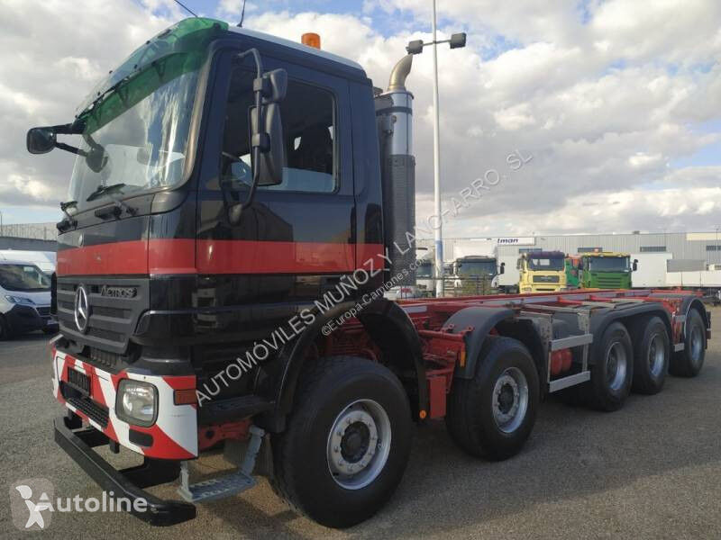 MERCEDES-BENZ 4841 chassis truck
