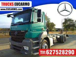 MERCEDES-BENZ AXOR 25 36 chassis truck