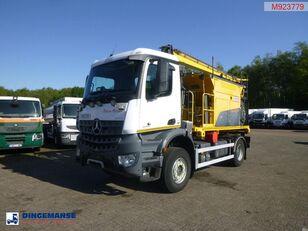 MERCEDES-BENZ Arocs 1833 4x2 Euro 6 RHD road patcher / bitumen spreader chassis truck