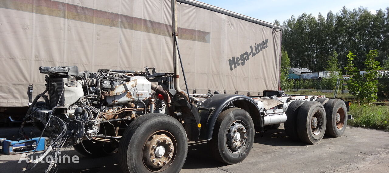 MERCEDES-BENZ Sk3234 chassis truck