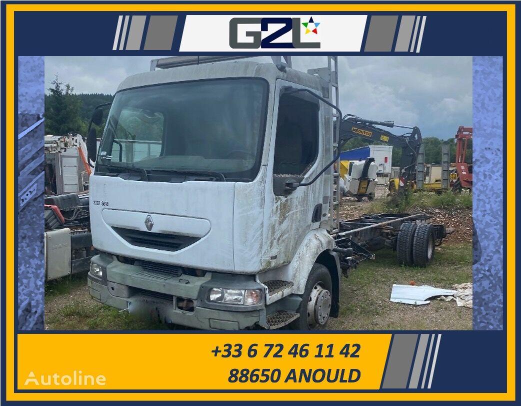 RENAULT MIDLUM 210 chassis truck