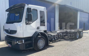 RENAULT PREMIUM 380.26 3º EJE DIRECCIONAL chassis truck
