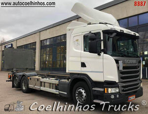 SCANIA G 490 chassis truck