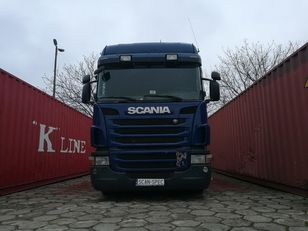 SCANIA G420 EEV chassis truck