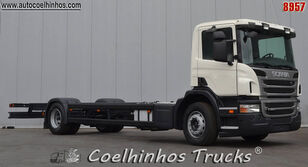 SCANIA P 280 chassis truck