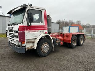 SCANIA P93 chassis truck