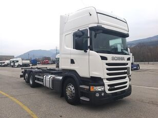 SCANIA R 450 chassis truck